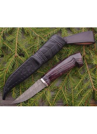 VK damaskas medžioklinis peilis